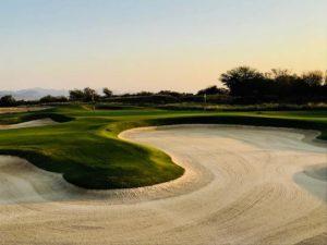 imagen de arena de silice para campos de golf, greens y recebo